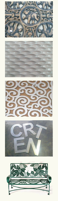 CNC Plasma Cutting Products